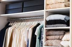 closet by mariannann, via Flickr