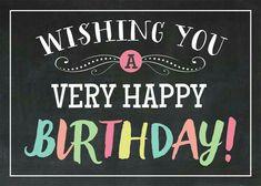 Happy birthday jarig hoera verjaardag gefeliciteerd