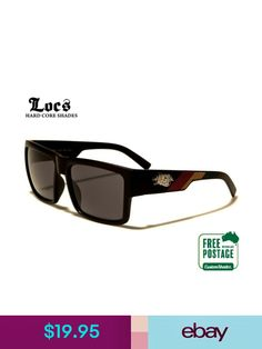 df64f7424ffa Locs Men s Sunglasses  ebay  Clothing