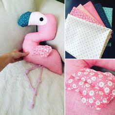 #plamenak #flamingo #handmadesewing