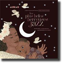 Livre CD Berceuses Jazz  Didier Jeunesse