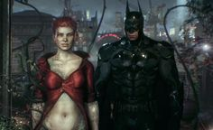 Batman: Arkham Knight gameplay trailer shows off Poison Ivy, Batmobile Poison Ivy Batman, Dc Poison Ivy, Batman Arkham Knight Gameplay, Batman Games, Dc Comics Superheroes, Arkham City, Nightwing, Catwoman, Detective
