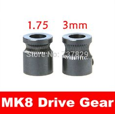 Cheap gears gears gears toy, Buy Quality steel bat directly from China steel tent Suppliers: 3D Printer 1.75mm Filament MK8 Stainless Steel Drive Gear Free Shipping Description: This is a evolution of the MK7 Driv
