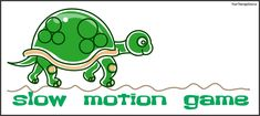 Slow Motion – Muscle Strengthening Game | YourTherapySource.com Blog