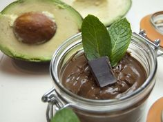 Avocado Cacao Mousse To try!