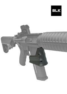 The Rhino R-23™ tactical magwell grip and funnel is designed to <strong>significantly improve magazine reload speed and firearm handling</strong>. The Rhino™ reduces magazines change times on average by 48% and without ever having to take your eyes off your target. The magazine well grip gives you <strong>full control of the weapon whether in CQB or malfunction situations</strong>. Made from reinforced polymer, the Rhino magwell ™ attaches to standard AR15/M4 lower receivers without any…