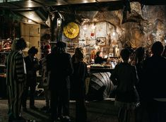 Tim Burton themed event hosted at The Grounds at Whoa! Studios  #corporateevent #event #business #corporate #auckland #venue #timburton #theme #newzealand #thegroundsnz #thegroundswhoastudios