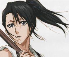 Bleach | a young Byakuya Kuchiki