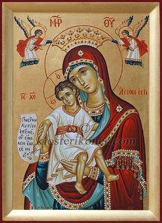 Icon Book, Byzantine Icons, Holy Family, Orthodox Icons, Mother Mary, Madonna, Decoupage, Princess Zelda, Fictional Characters
