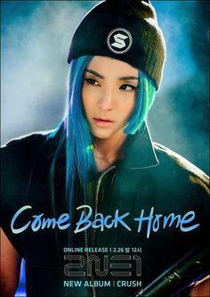 2NE1 - COME BACK HOME
