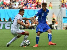 Costa Rica Edges Italy 1-0 To Clinch A Spot In World Cup Round Of 16 Costa…