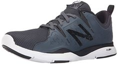 New Balance Mens MX818V1 Training Shoe Grey 9 D US -- Read more reviews of the product by visiting the link on the image.