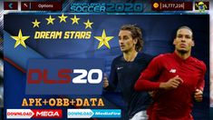 Download Dream League Soccer 2020  – DLS 20 Mod Apk, Obb, Data, works perfectly on any Android device smoothly, with unlimited money or coins, updated graphics, players transfers. There is no doubt that soccer game is one of the most entertaining sports activity in whole world, one to ten people from around the world love […] Soccer Kits, Soccer Games, Cell Phone Game, Fifa Games, Offline Games, Association Football, Most Popular Sports, Football Gif, Europa League