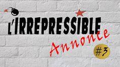 """Teaser #3 Jeu ! Festival """"Clowns et autres burlesques contemporains"""" du 18 au 23 Mai 2015 à Riom, La Moutade et Menetrol (63) www.lesirrepressibles.com"""