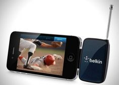 Belkin Dyle Wireless Mobile TV Receiver for 30-Pin iPhone and iPad $100.21