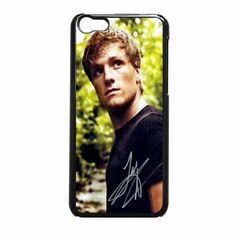 josh hutcherson signature 2 iPhone 5C Case