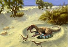 BioOrbis: Dinossauros que tomavam banho de Sol?