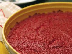 Piparjuuren makuinen punajuurilaatikko