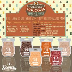 Fall never smelled so good! Get this collection at... www.lisakiourtsis.scentsy.us Follow me on Facebook at Lisa Kiourtsis - Independent Scentsy Consultant