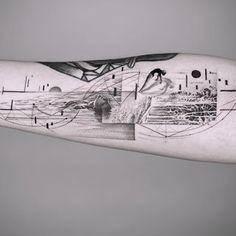.John Monteiro. (@_johnmonteiro) • Instagram photos and videos Samurai Artwork, Tattoo Sketches, Black And Grey Tattoos, Photo And Video, Videos, Photos, Instagram, Rune Tattoo, Samurai Art