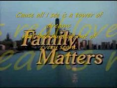 TRANSITION SONG:  Family Matters Theme Song 1:21