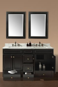 Mission I Vanity With Step Up Pull Out Step No Need For
