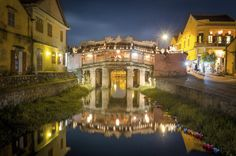 23 Underrated Vacation Spots Around The World To Visit Before You Die: Hoi An, Vietnam  Hoi An has the beautiful beaches, stunning sights, and interesting history you want in a vacation destination, but it really has so much more. For one, there's a great scene for custom-made clothing, so you can leave with some unique, reasonably priced pieces. In addition, the food is outstanding, making every meal a highlight. And finally, the people are incredibly warm and welcoming.