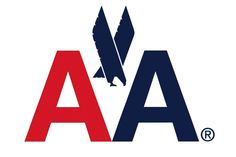American Airlines logo designed by Massimo Vignelli, 1968