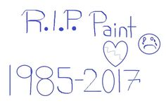 Microsoft Paint to be killed off after 32-year run https://tmbw.news/microsoft-paint-to-be-killed-off-after-32-year-run  There was a collective groan of sadness around the world Monday after computer giant Microsoft confirmed the end is nigh for graphics editing program Paint.Used by millions of people — often in childhood, too — Paint originated in 1985 as part of the Windows computer platform. After 32 years as a Windows staple, Microsoft's latest Windows 10 update will not include…