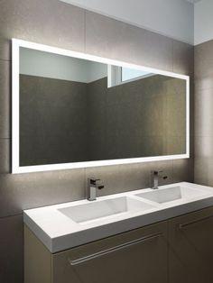 Image Result For Bathroom Led Lights In Mirror Cabinet