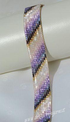 off loom beading stitches Beaded Braclets, Bead Loom Bracelets, Bracelet Crafts, Loom Bracelet Patterns, Bead Loom Patterns, Beading Patterns, Beading Ideas, Beading Supplies, Bead Loom Designs