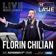 Florin Chilian vine la 14thLane!