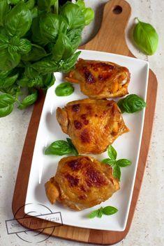 Udka maślankowe – Smaki na talerzu Tandoori Chicken, Mozzarella, Cauliflower, Meat, Vegetables, Ethnic Recipes, Food, Cauliflowers, Essen