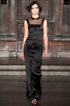 L'Wren Scott Fall 2012 Ready-to-Wear Collection Slideshow on Style.com