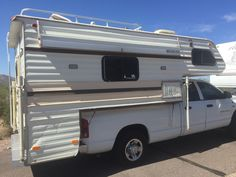 Check Out This 1998 Lance Squire Lite 195 Listing In Campers Az