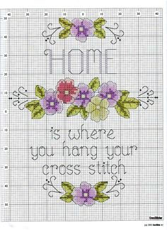 Brilliant Cross Stitch Embroidery Tips Ideas. Mesmerizing Cross Stitch Embroidery Tips Ideas. Cross Stitch Quotes, Cross Stitch Letters, Just Cross Stitch, Cross Stitch Borders, Cross Stitch Samplers, Cross Stitch Flowers, Counted Cross Stitch Patterns, Cross Stitch Charts, Cross Stitch Designs