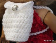 Free Crochet Pattern For 18 Inch Doll Backpack