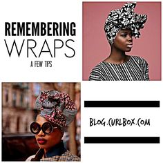 On the blog! A few tips to working the wrap, along with some style inspiration from Fanm Djanm of NYC, a cool company with a penchant for chic wraps and decadent culture. Bonus tip on how your Design Essentials Leave-in Hydrating Conditioner can give you a hand. #marchcurlBOX  http://blog.curlbox.com/2015/03/24/remembering-wraps-a-few-tips/