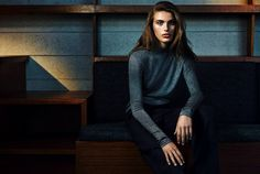 Filippa K Fall/Winter 2013 Campaign featuring Madison Headrick 2013