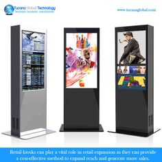 #Retail #kiosks can play a vital #role in #retail #expansion as they can provide a #cost-#effective method to #expand reach and #generate #more #sales. #TucanaGlobalTechnology #Manufacturer #HongKong