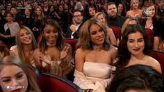 Fifth Harmony during the PCAs