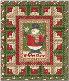 From Tis the Season quilts. | Quilting: Misc Projects | Pinterest ... : quilt panel kits - Adamdwight.com