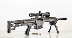 "The ""Light Fifty's"" Baby Brother: Barrett's 98B - American Rifleman"