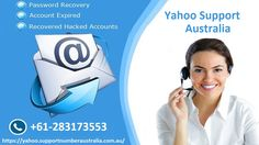 Contact yahoo support Australia Number +61283206047 resolving Yahoo Mail issues like account blocked,forgot password, hacked Account by yahoo technical support.