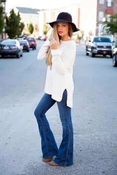 Must Wear Fall Outfits With Boots (8)