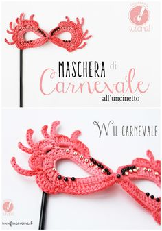 I have made a big list of most beautiful, adorable and stylish crochet eye mask patterns.All of these super unique and creative!Crochet Carnival Mask