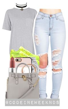 """""""9:6:15"""" by codeineweeknds ❤ liked on Polyvore featuring Topshop, Rolex, Casetify, MAC Cosmetics, Michael Kors and Charlotte Russe"""