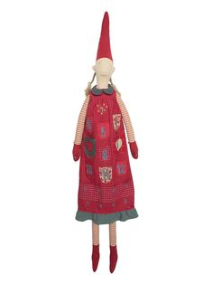Amazon.com: Maileg Pixy Girl Red - Advent Calendar: Home & Kitchen
