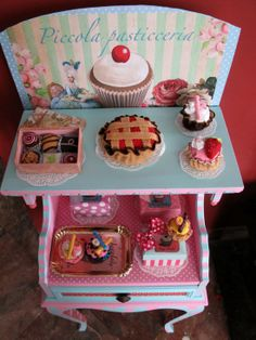 play set cupcake