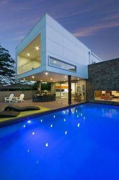 Hidden Paradise - Gold Coast Luxury, QLD | View Retreats #SwimmingPool